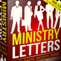 Ministry Letters For Pastors And Secretaries