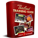 Thailand Training Guide (for Those Training Muay Thai