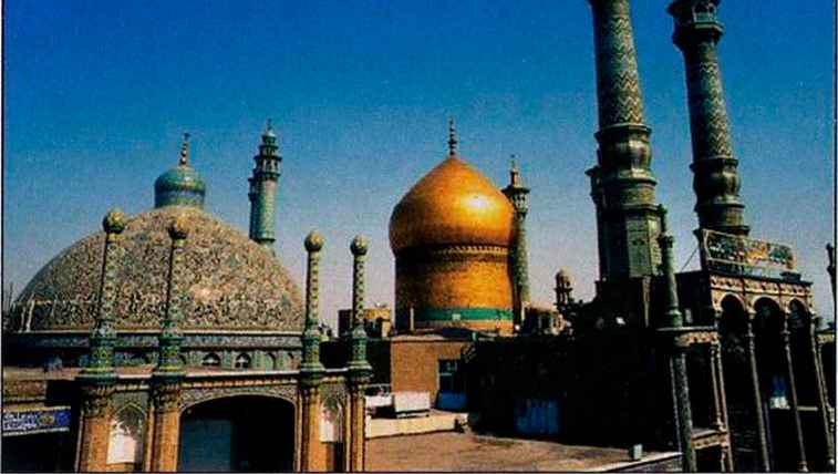 Qom Shrine Hazrat Masumeh