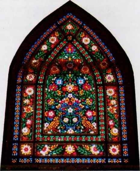 Kashan Stained Glass